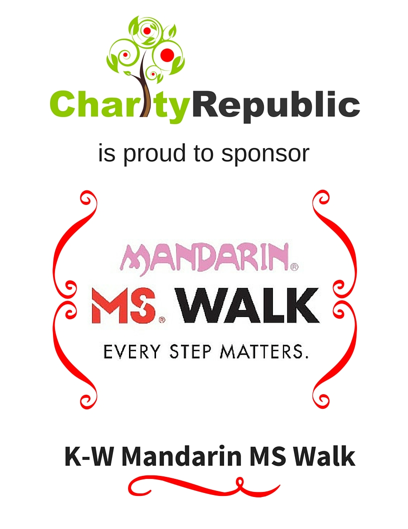 Charity Republic - Sponsor of KW MS Walk